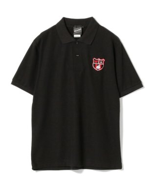 【SPECIAL PRICE】BEAMS T / Emblem Bear Polo Shirt