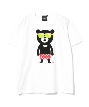 【SPECIAL PRICE】BEAMS T / Sunglass Bear Tee