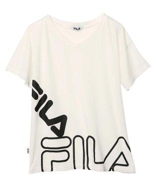 <FILA>プリントTシャツ