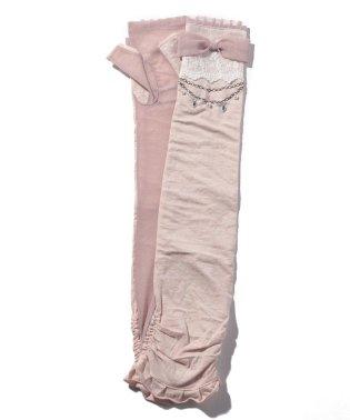 ブレス風刺繍UV手袋