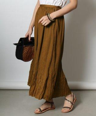 SCOTCLUB(スコットクラブ) グラデーションプリーツスカート