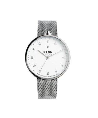 KLON AUTOMATIC WATCH -ALPHABET TIME- 43mm