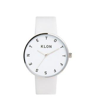 KLON ALPHABET TIME WHITE 40mm