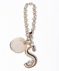 Stone Initial Charm S