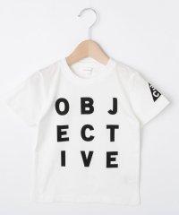 【コットン100%】【90cm~150cm】ロゴプリントTシャツ