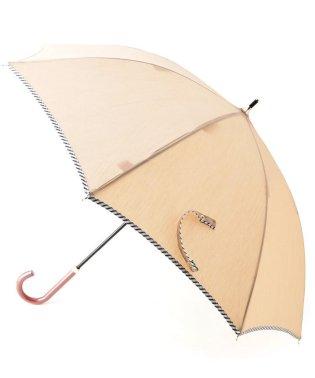 晴雨兼用ボーダー長傘