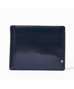 GORBE イタリアンレザー純札二つ折り財布