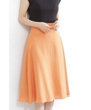 ◆サイドプリーツカラースカート