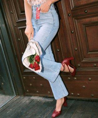 CHUU(チュー)-5kg ROSE edition jeans vol.4-