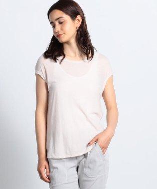 ハイゲージ クルーネックTシャツ WEK3356