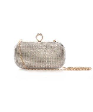 《Maglie collection》ビジューミニバッグ