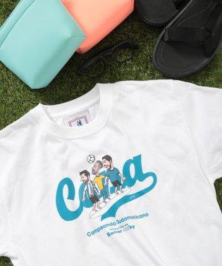【Soccer Junky/サッカージュンキー】コラボ Tシャツ