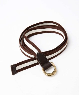 Haddon Jones Webbing Belt:ベルト