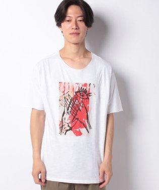 FABRICAデザイン半袖Tシャツ・カットソー1