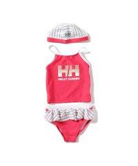 HELLY HANSEN / ガールズ トリコット ビーチセット 19(100~120cm)