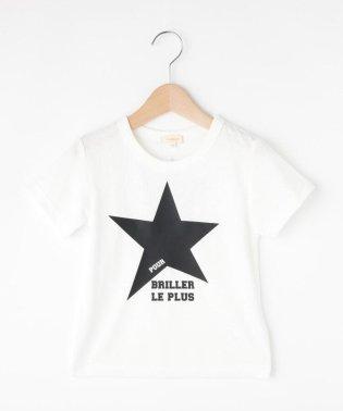 【90-150cm】吸水速乾/スターTシャツ