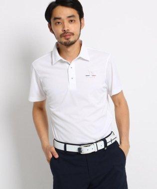 【¥10000(本体)+税】【吸水速乾】【UVカット】半袖ポロシャツ メンズ
