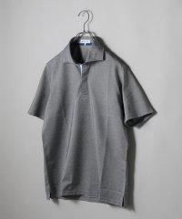 SHIPS JET BLUE: DRY MASTER スキッパーポロシャツ