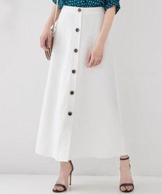 Crust Linen  スカート