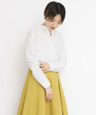 【KBF】タックディテールシャツ