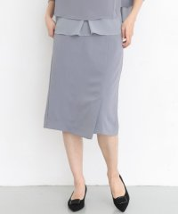 【KBF+】フロントスリットタイトスカート