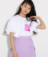 ★ニコラ掲載★パーツ入ポケ Tシャツ