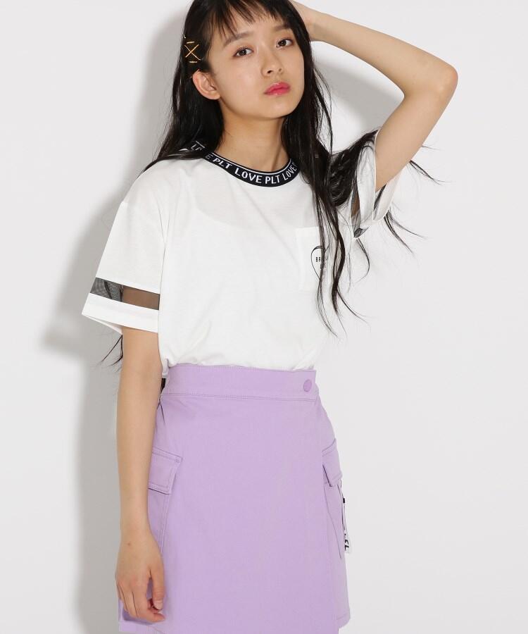 衿ロゴポケ Tシャツ