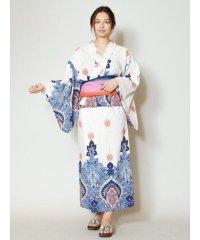 【チャイハネ】オリエンタル柄セパレート浴衣 IAC-9219