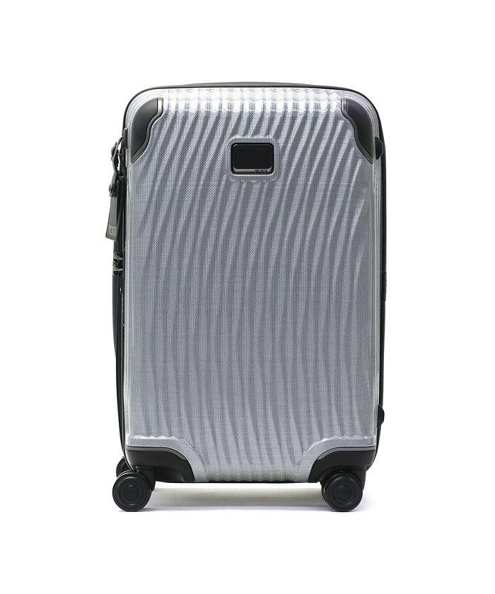 (TUMI/トゥミ)【日本正規品】トゥミ スーツケース TUMI LATITUDE 機内持ち込み International Carry−On 35L 287660/ユニセックス シルバー