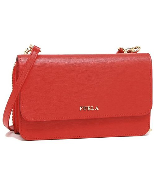 buy popular 0d5f6 363c8 セール】FURLA EL40 B30 RIVA L CROSSBODY POUCH リーバ ...