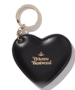 【VIVIENNE WESTWOOD】VIVIENNE WESTWOOD VWW 82030027 EMMA キーリング BLACK