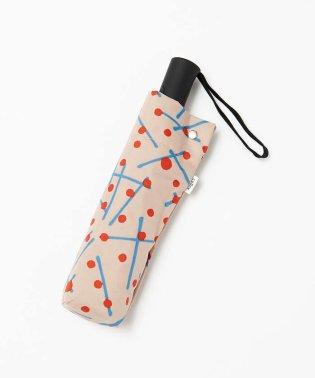 【KiU×collex 】【晴雨兼用】ジャンプ折りたたみ傘