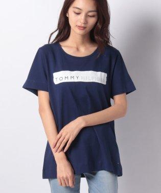 コットンロゴTシャツ