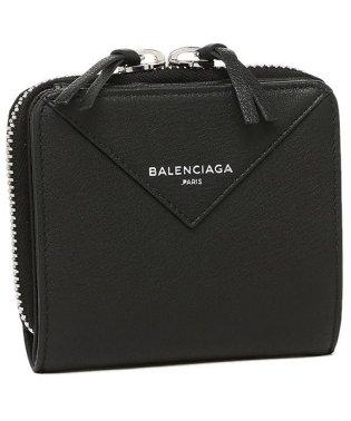 バレンシアガ 折財布 BALENCIAGA 371662 DLQ0N 1000 ブラック