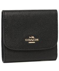 コーチ COACH 財布 アウトレット F87588 クロスグレインレザー スモールウォレット レディース 二つ折り財布
