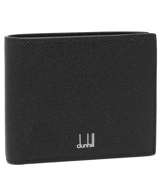 ダンヒル 折財布 メンズ DUNHILL 18F2320CA001 ブラック