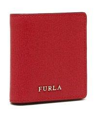 フルラ 折財布 レディース FURLA 871001 PR74 B30 RUB レッド
