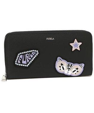 フルラ 長財布 レディース FURLA 977901 PAQ5 E35 O60 ブラック
