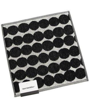 マリメッコ ハンカチ メンズ/レディース MARIMEKKO 068762 190 ホワイト ブラック