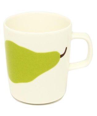 マリメッコ マグカップ メンズ/レディース MARIMEKKO 069158 160 ホワイト グリーン