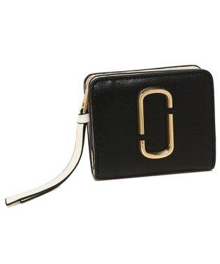 マークジェイコブス 折財布 レディース MARC JACOBS M0014282 002 ブラックマルチ