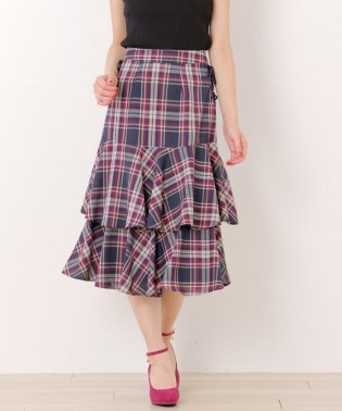 【Ray10月号掲載】ティアードスカート