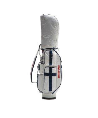 【日本正規品】ブリーフィング ゴルフ BRIEFING GOLF キャディバッグ CR-6 8.5型 ゴルフバッグ カバー BRG191D05