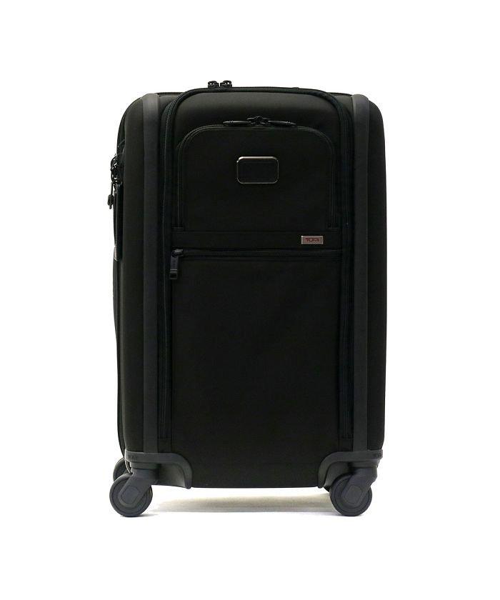 (TUMI/トゥミ)【日本正規品】トゥミ TUMI Alpha3 アルファ3 スーツケース 35L インターナショナル・デュアル・アクセス・4ウィール・キャリーオン 2203560/ユニセックス ブラック