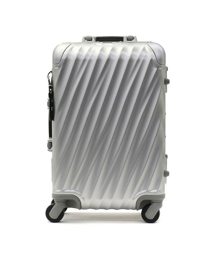 (TUMI/トゥミ)【日本正規品】トゥミ TUMI 19 DEGREE ALUMINUM インターナショナル・キャリーオン スーツケース 32L 36860/ユニセックス シルバー