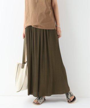 【NEU】ブライトジャージープリーツスカート