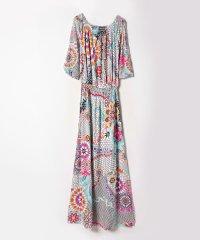 ドレス3/4袖