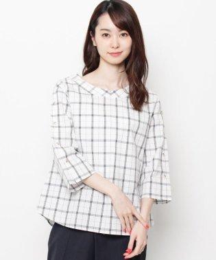 【洗える】ドビーチェックシャツ
