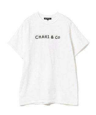 Chari&Co. / THE FLOWER Tシャツ
