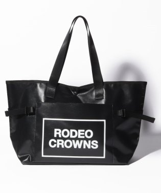【RODEO CROWNS】TARPAULIN TOTE